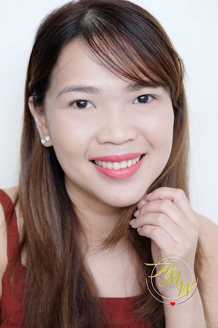 a photo of VisionAiry Gel Lipsticks by Shiseido Review by Nikki Tiu of www.askmewhats.com
