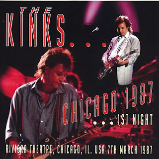 The Kinks - 1987-03-08 - Chicago, IL (FM)