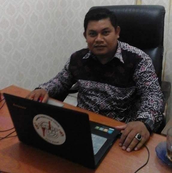 Ketua KPU Binjai, Zulfan Effendi