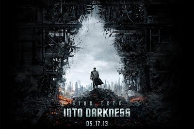 Star Trek 2 Into Darkness, the science-fiction thriller movie, the sequel to J.J. Abrams Star Trek!