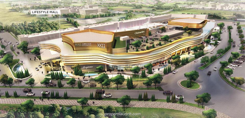 Lifestyle Mall Summarecon Emerald Karawanga