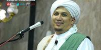 Habib Ahmad Jindan: Orang Saleh Itu Mendamaikan, Bukan Provokasi