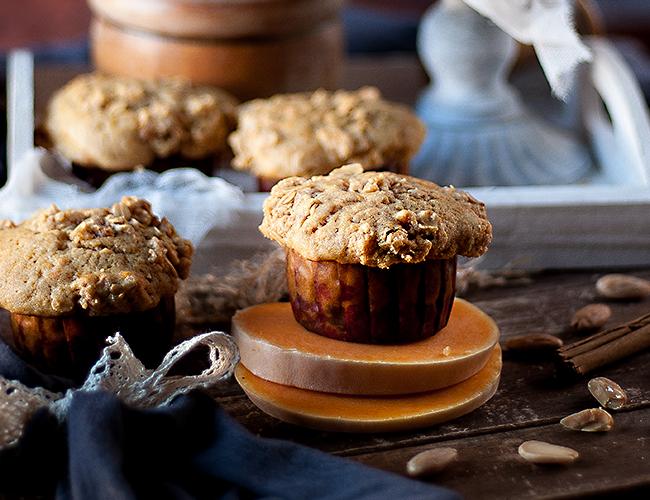 Muffins de calabaza, receta definitiva para un gran resultado
