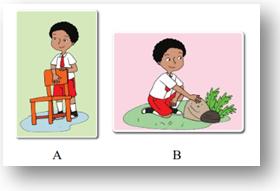 soal ulhar kelas 1 tema 8 subtema 4