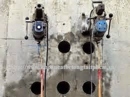 Khoan cắt bê tông tại huyện Thủ Thừa