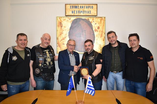 Στο Δρέπανο το Super Rally 2021 - Συνάντηση Πάσχου με την Ελληνική Λέσχη Φίλων Μοτοσυκλέτας Harley-Davidson