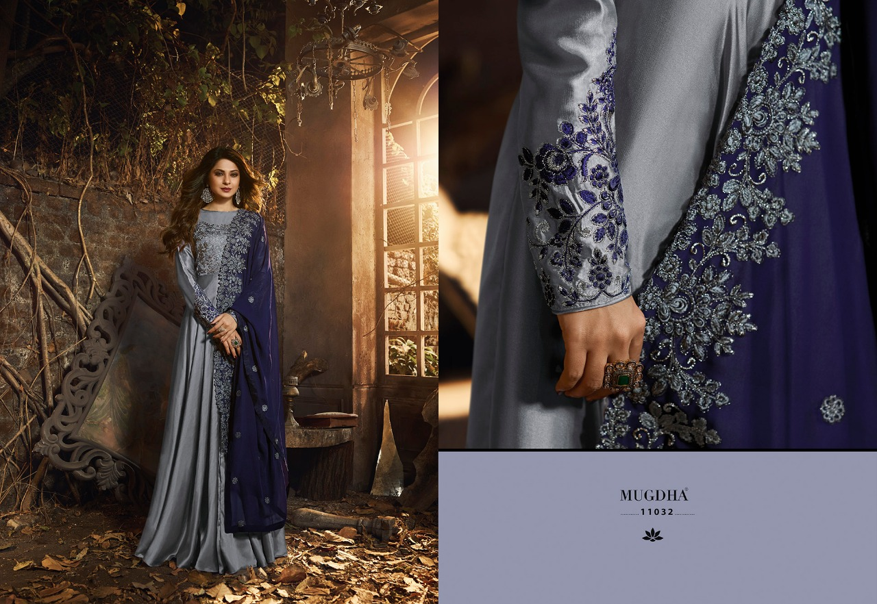 1386800dee Zeels Creations: Memsaab by Mugdha Awesome Designer Gown Collection