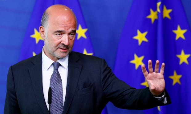 Little Mussolinis': EU chief angers Italy with comment on rise of far right