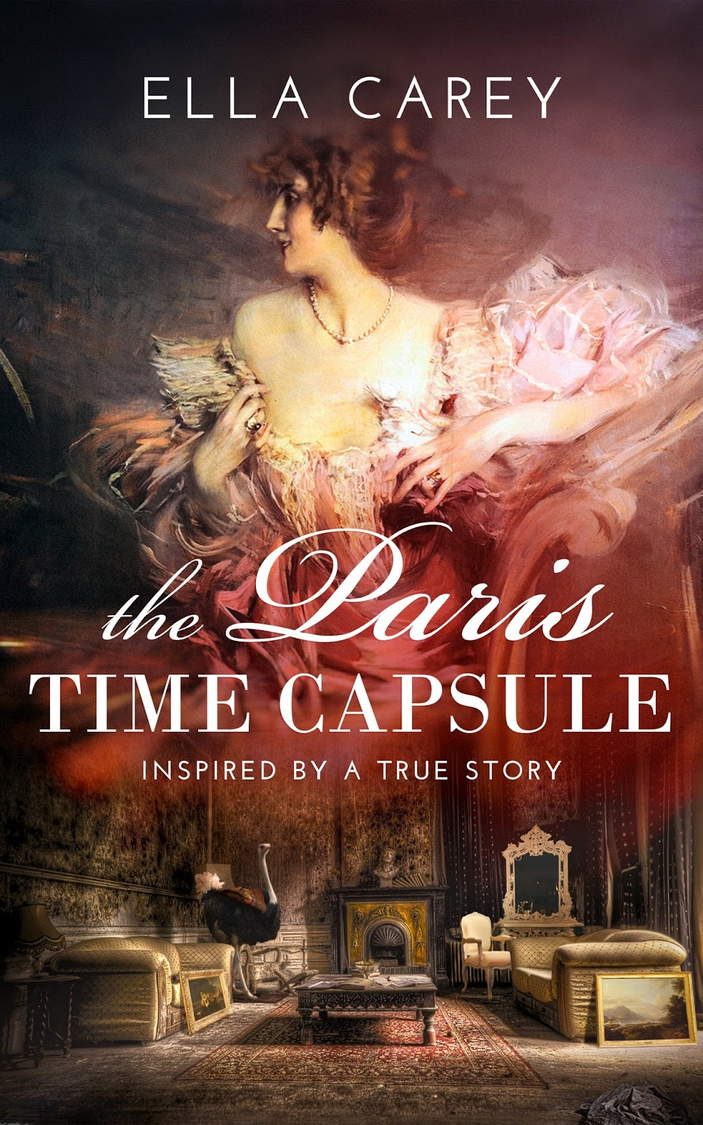 Contemporary Romance Reviews: The Paris Time Capsule By