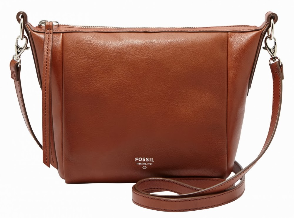 Fossil Sydney Crossbody Black