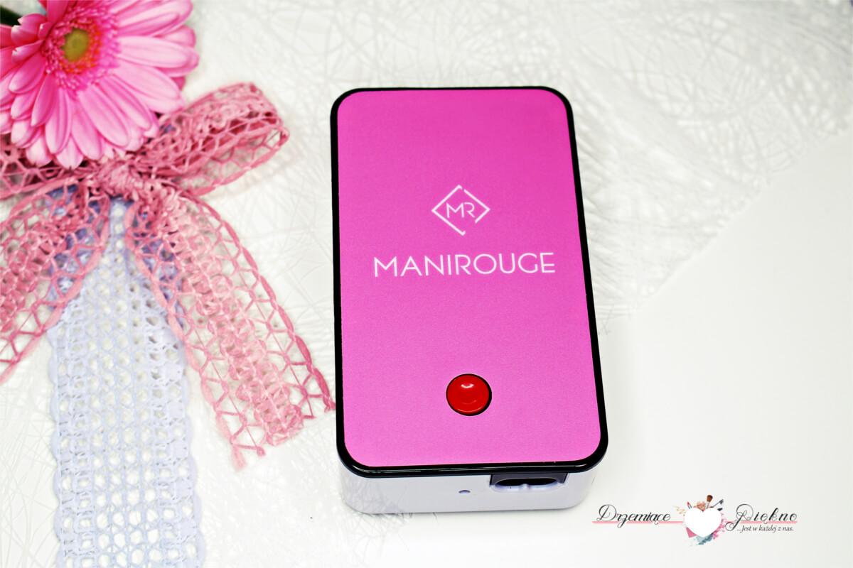 Naklejki na paznokcie Manirouge - ozdoby termiczne | alternatywa dla manicure hybrydowego? | Zawartość zestawu Manirouge Maxi Plus