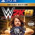 WWE 2K19 - AJ Styles sur la jaquette et Million Dollar Challenge