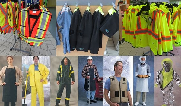 Protective and safety clothing