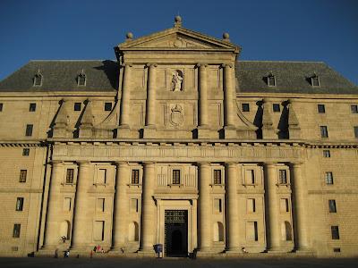 Patrimonio de la Humanidad en Europa y América del Norte. España. Monasterio y Sitio de El Escorial.