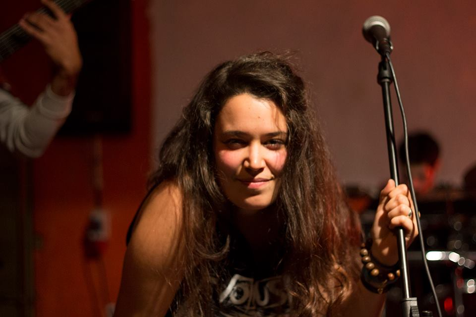 Ladies of Metal: Sara Freitas (Monolith Moon), Ladies of Metal:, Sara Freitas, Monolith Moon