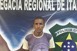 Homicida é preso em Itabaiana após matar jovem que lhe devia 20 reais