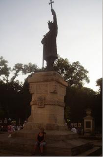 Stefan Cel Mare Chisinau Moldavia