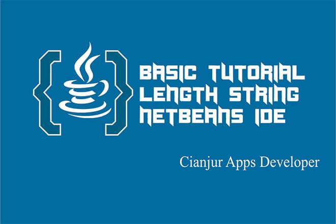 Mengenal Fungsi length String pada Java