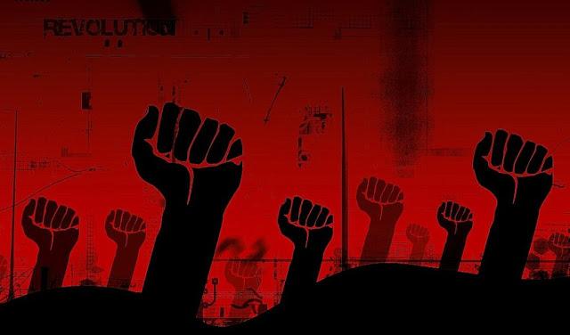 """""""Unutmayın, sosyalizm yoksa zulüm var!"""""""
