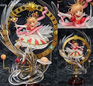 Figura Sakura Kinomoto Stars Bless You Cardcaptor Sakura