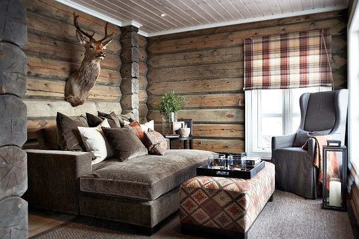 Dreamhouse ski lodge style for Lodge style
