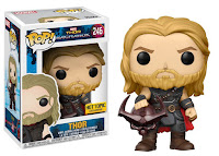 Funko Pop! Thor: Ragnarok Thor Hot Topic