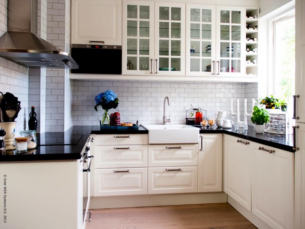 Ikea konyha miz ria boudoir home - Cucina shabby ikea ...