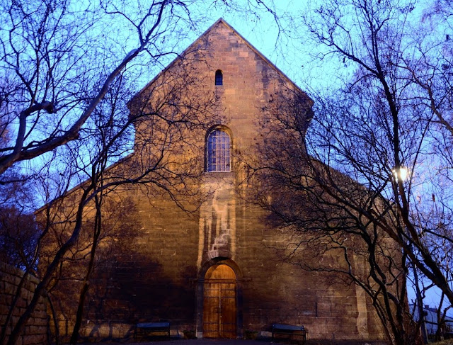 Ruta de 4 días por Oslo - que ver en oslo, iglesia