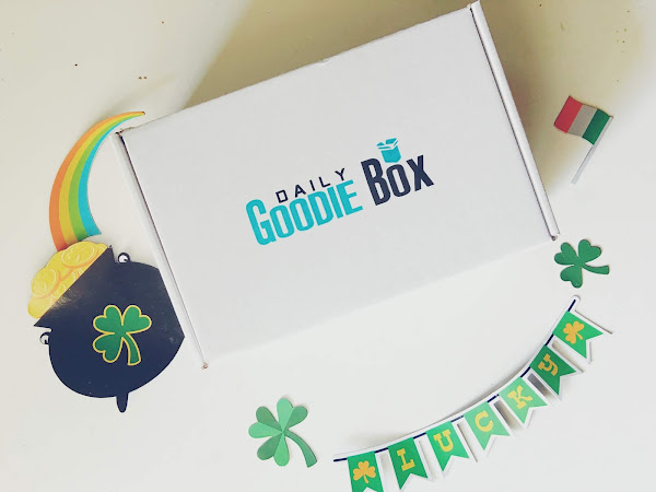 Daily Goodie Box: March 2019 Products & Review