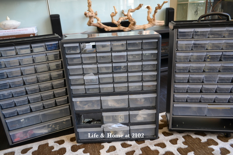 Life Amp Home At 2102 Organizing Your Screws