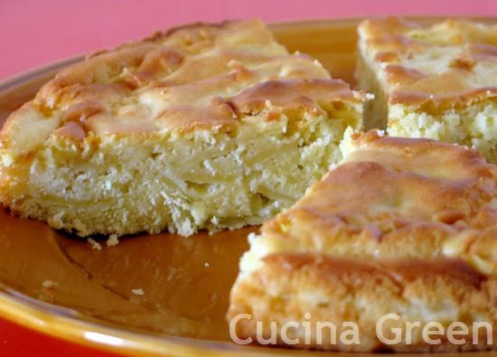 ricetta della torta di mele facile e morbidissima