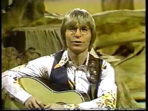 Vintage Video John Denver S Quot Thank God I M A Country Boy