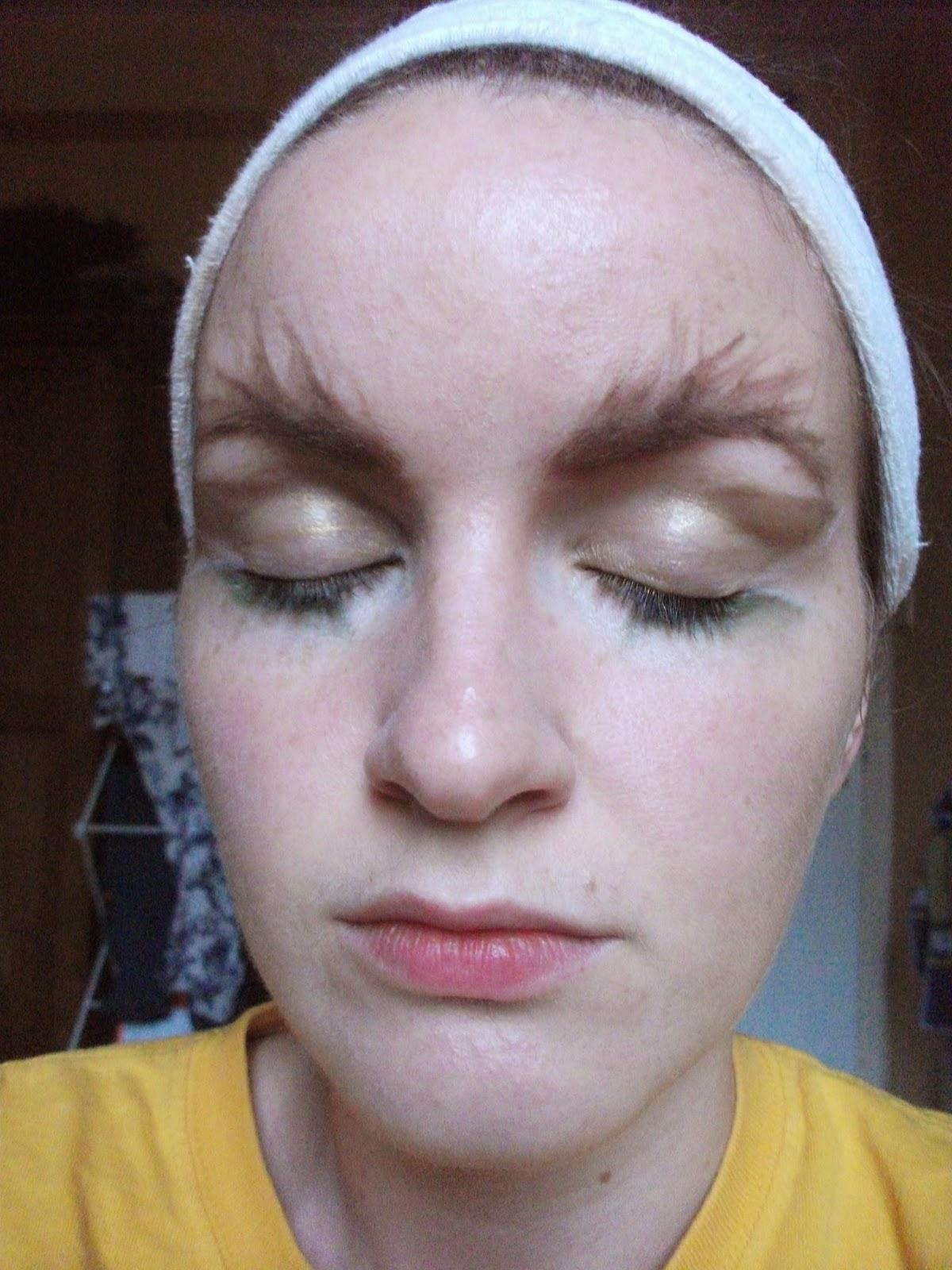 Miriam Wilson Theatrical Makeup Design Forest Photoshoot