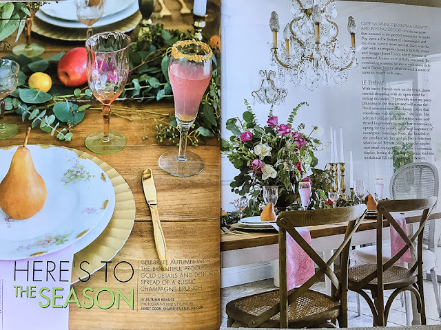 you can also find more of my recent work in the magazine french style