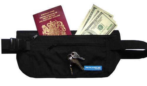 Riñonera / Porta Dolar / Pochete Money