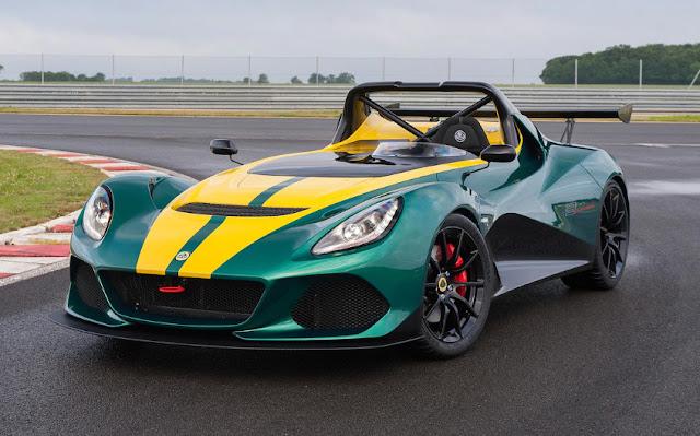 Lotus планирует выпустить два спорткара и внедорожник в ближайшее время