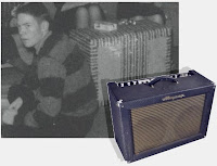 Neil Young Ampeg Echo Twin 1962