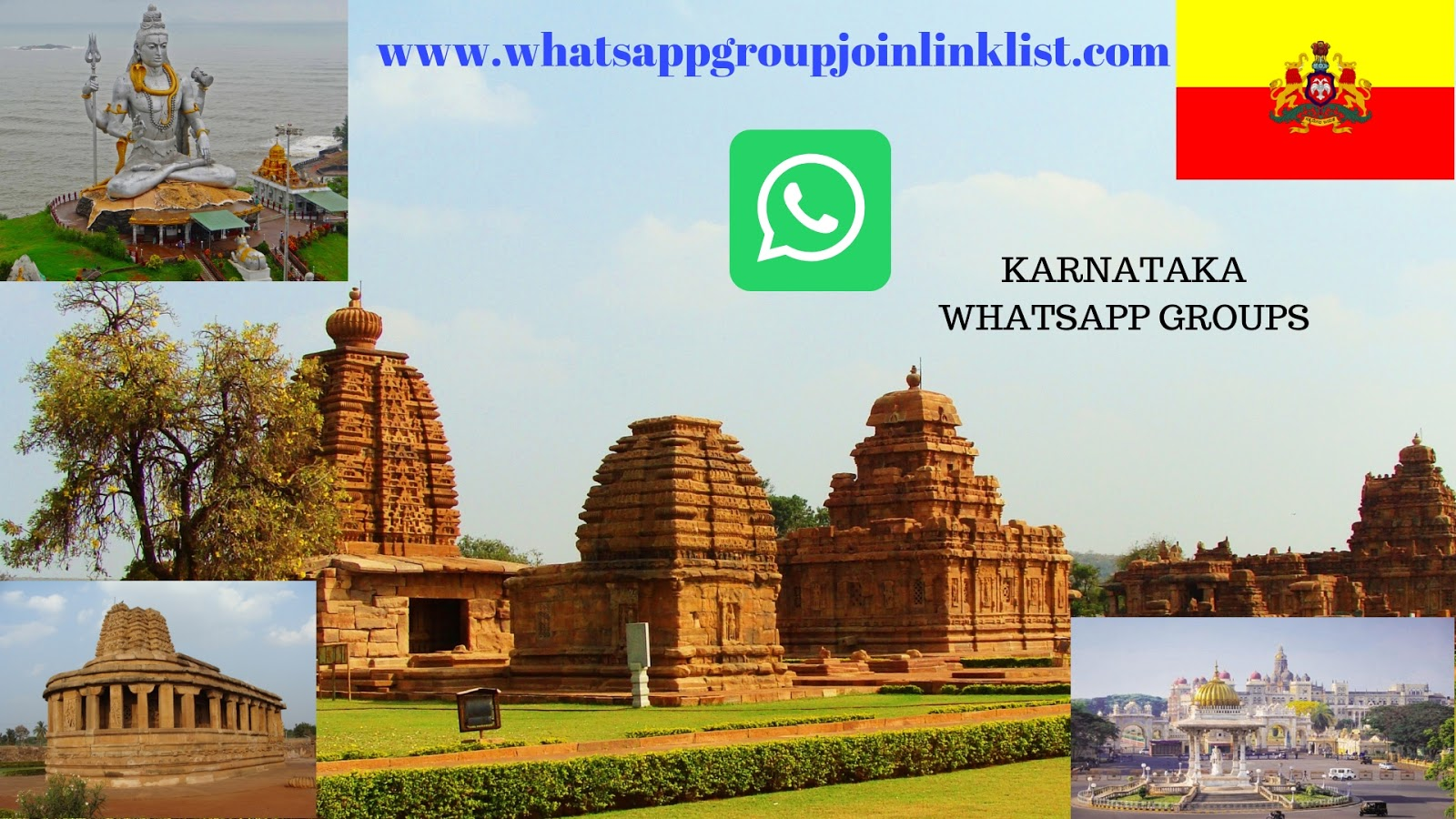 Karnataka WhatsApp Group Join Link List[Kannada WhatsApp Groups]