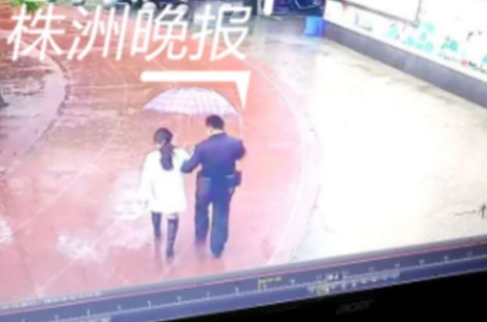 Local disciplinary authorities in Central China's Hunan province are looking into the case of a female teacher who was taken to police station for making her student stand in punishment.
