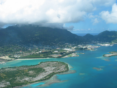 Vitória, Capital das Ilhas Seychelles