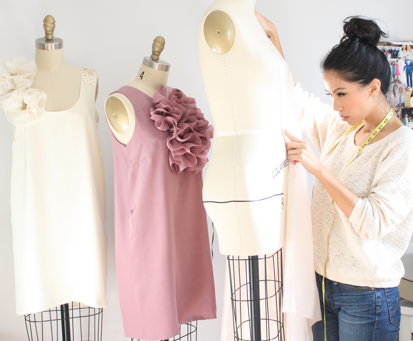 Our Interview with Vi Hoang of Dolly Pearl | Bella Bridesmaids