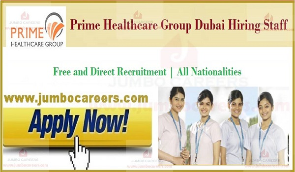 Nursing jobs in Gulf countries, Laatest walk in interview jobs in Dubai,