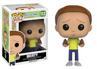 Funko Pop! Morty