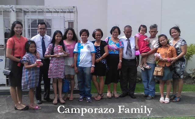 Camporazo Family