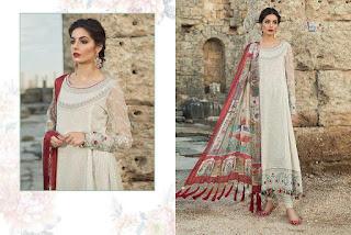 Shree fab mariya b lawn Spring summer 19 vol 2 pakistani salwar kameez