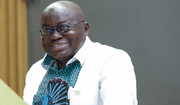 """Gov't Clears Gh¢1 Billion Out Of Gh¢1.2 Billion NHIS Inherited Debt"" – President Akufo-Addo"