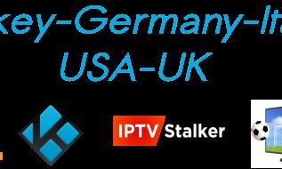 Turkey Filmbox USA UK Sky Germany ZDF Italy RAI