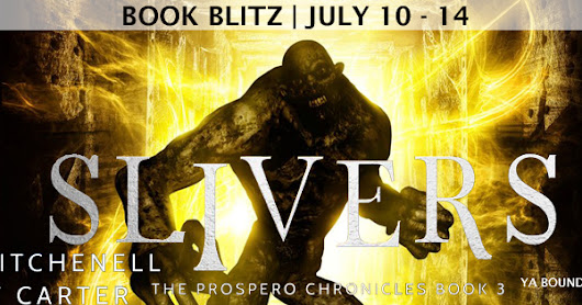 SLIVERS by Fiona J.R. Titchenell & Matt Carter {Giveaway/Excerpt}