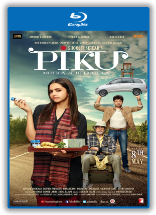 Piku 2015 BluRay 850Mb Full Hindi Movie Download 720p Watch Online Free bolly4u