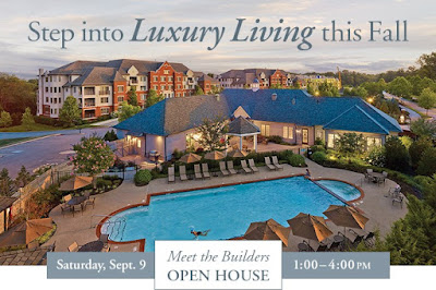 Athertyn - Step Into Luxury This Fall – Meet the Builders Open House